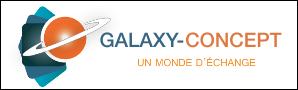 Logo Galaxy Concept