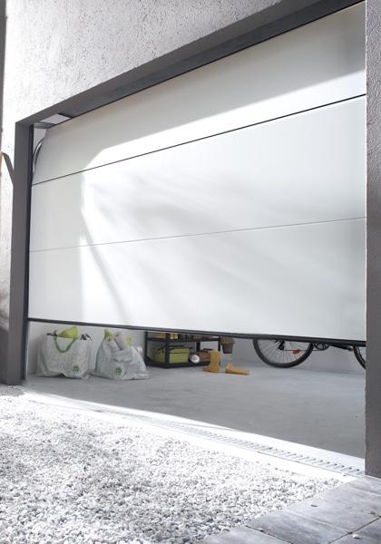 Motorisation porte de garage sectionnelle somfy - Porte de garage sectionnelle ou enroulable ...